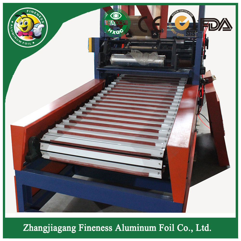 Top Quality Cheapest Small Roll Rewinding Machine