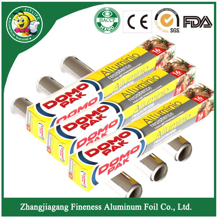 Aluminum Foil (FA01) -2 for Household Packing