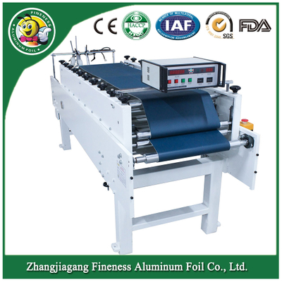 Aluminium Foil Carton Folder Gluer Machine