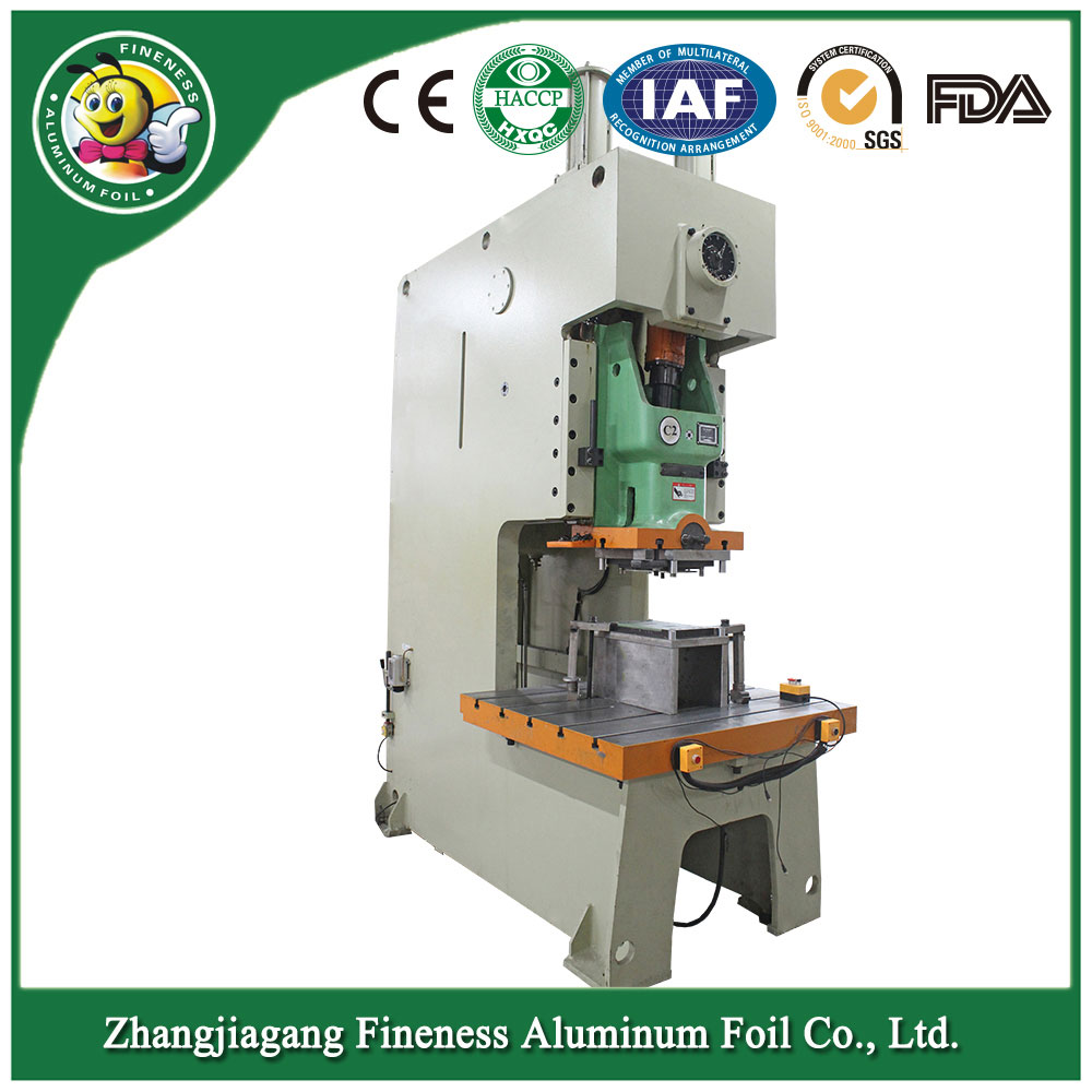 Aluminum Foil Food Container Machinery Af-63t