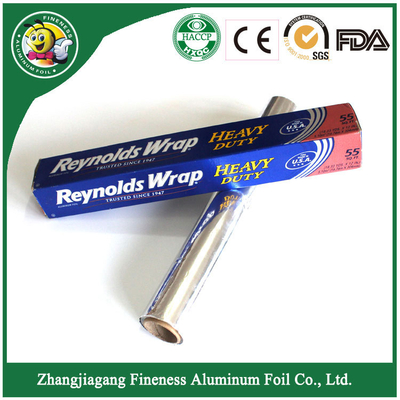 Aluminium Foil Small Roll in Box for Household