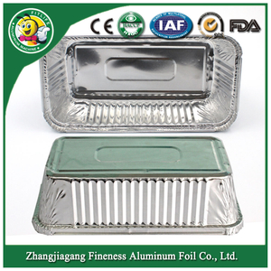 Aluminum Foil Containers for Airline