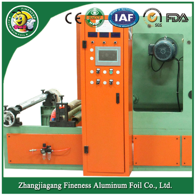 Special Top Sell Top Aluminum Foil Rewinder Machinery