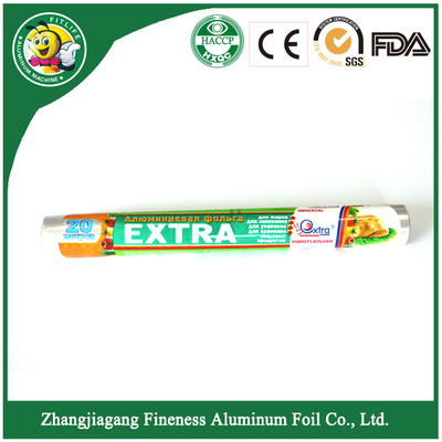 High Quality Aluminum Foil with Shrink Film