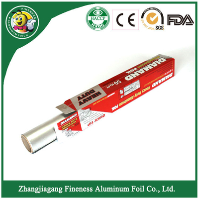 Food Household Aluminium Foil for Kitchen Packing Baking