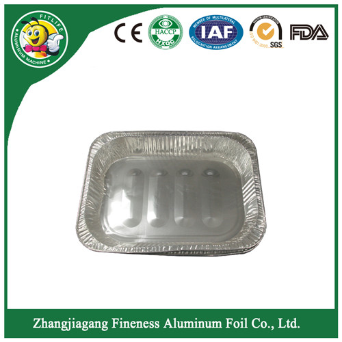 Aluminium Foil Tray with Customized Color