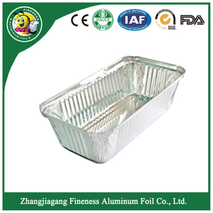 Aluminum Foil Container of Inflight