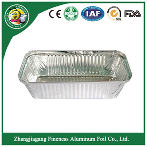 Customized Aluminum Foil Food Container
