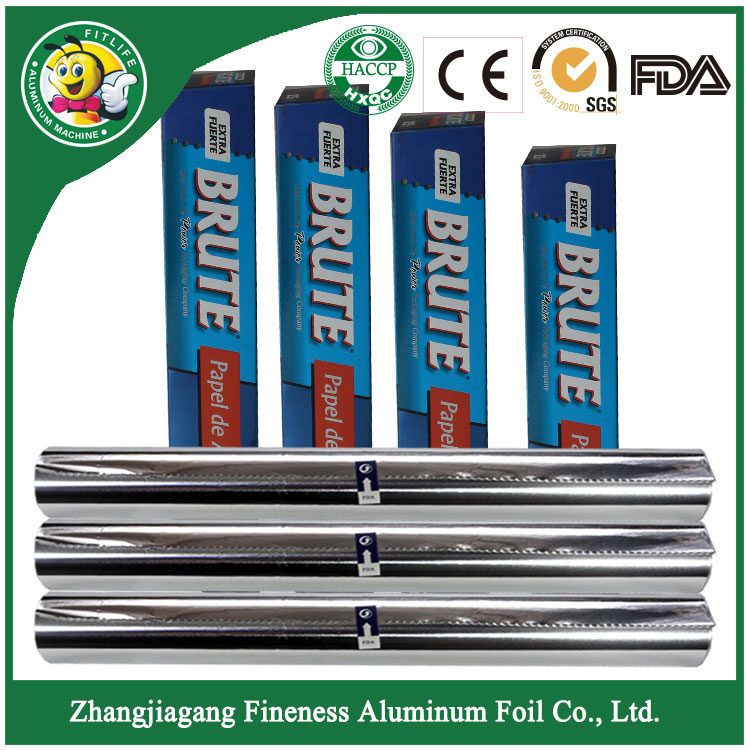 High Quality of Household Kitchen Foil Wrapping Film