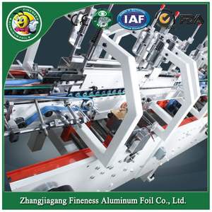 Economic Most Popular Smartfold 650 Automatic Folder Gluer