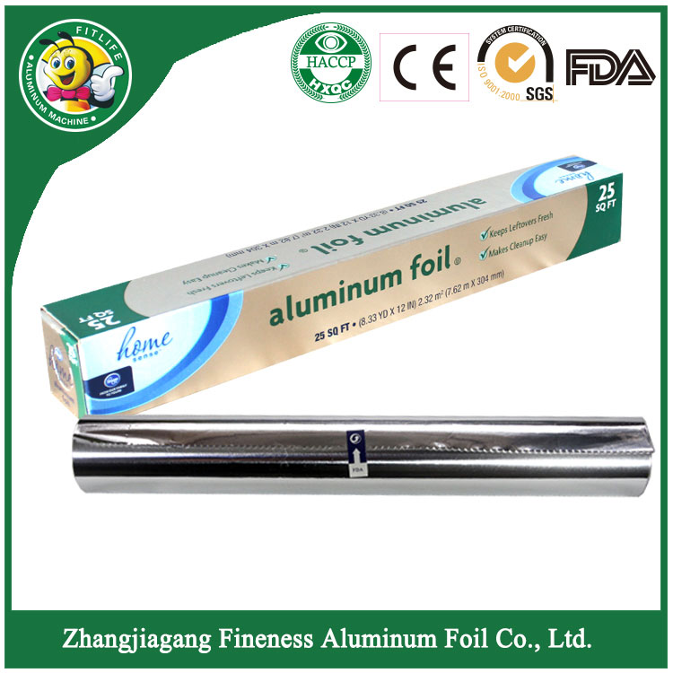 8011 Premium Food Aluminum Packing Foil