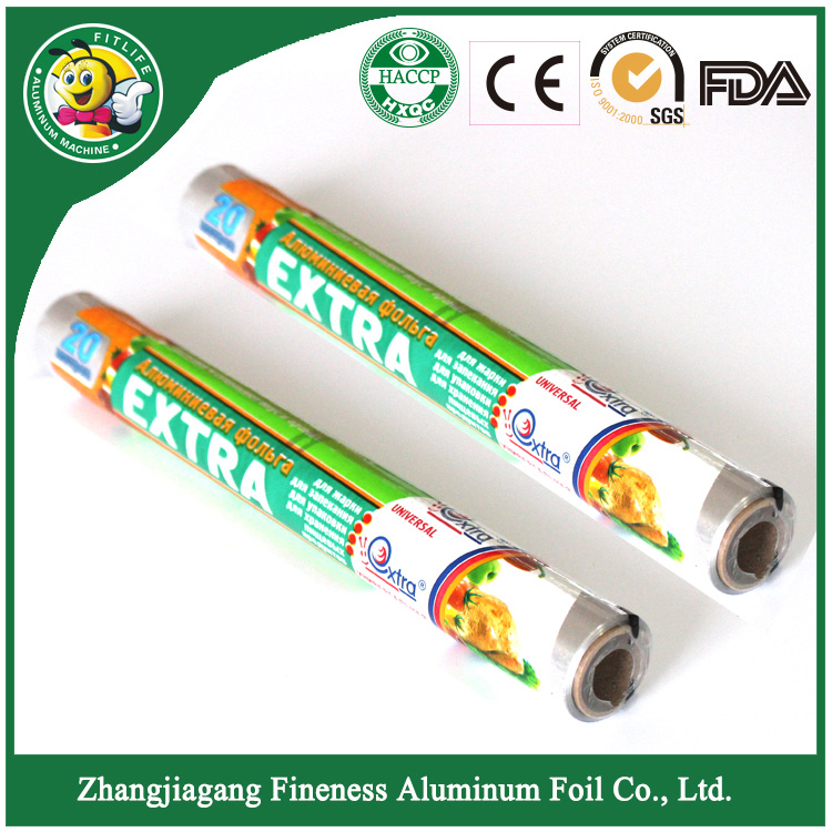 Disposable Aluminum Foil for Food Packing