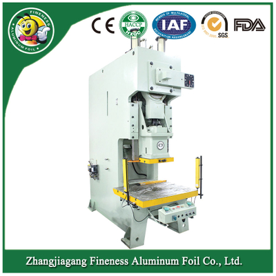 Design New Coming Aluminum Foil Box Making Machine Oblong