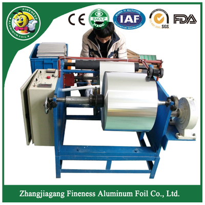 Low Price Best Sell Stable Machine for Aluminum Foil Roll