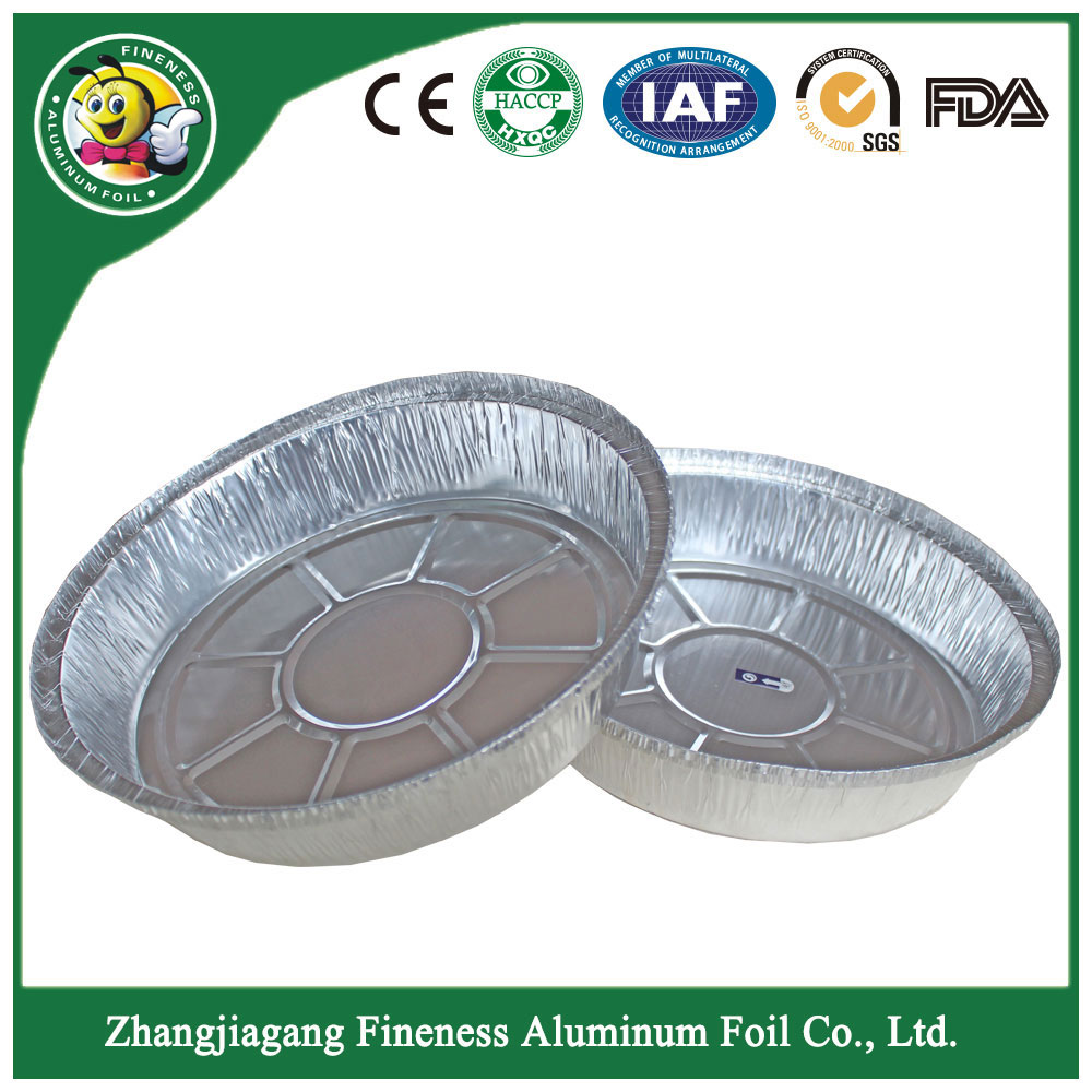 Turkey or BBQ Aluminum Foil Dish T2526