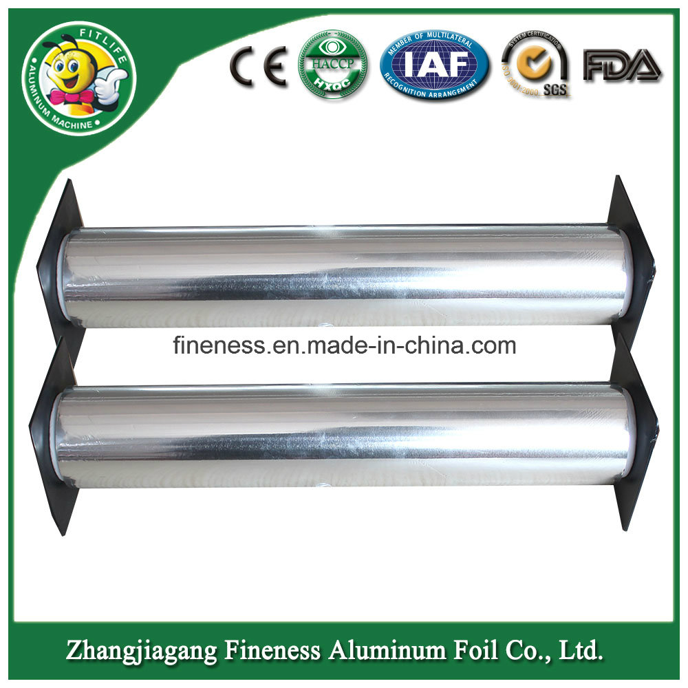 Russian Market Aluminum Foil Roll for Food