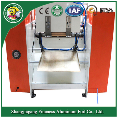 Economic Hot Sale (aluminum) Foil Rewinder Cut Machinery