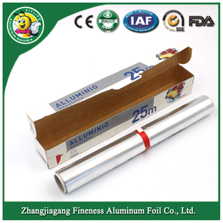 Household Food Packaging Aluminium Foil (FA304)