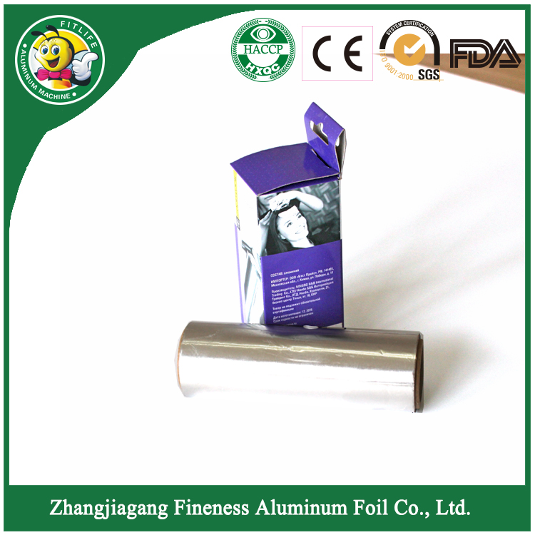 High Quality Aluminum Foil for Hairdressing