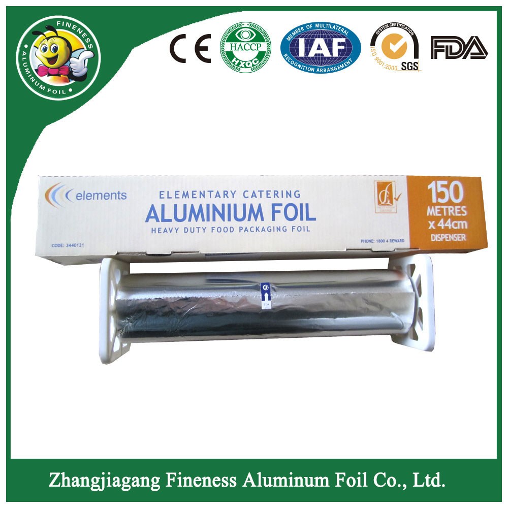 Household Aluminium Foil Roll with Corrugated Box