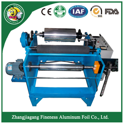 Good Quality New Products Modern Aluminum Foil Rewinding Machines