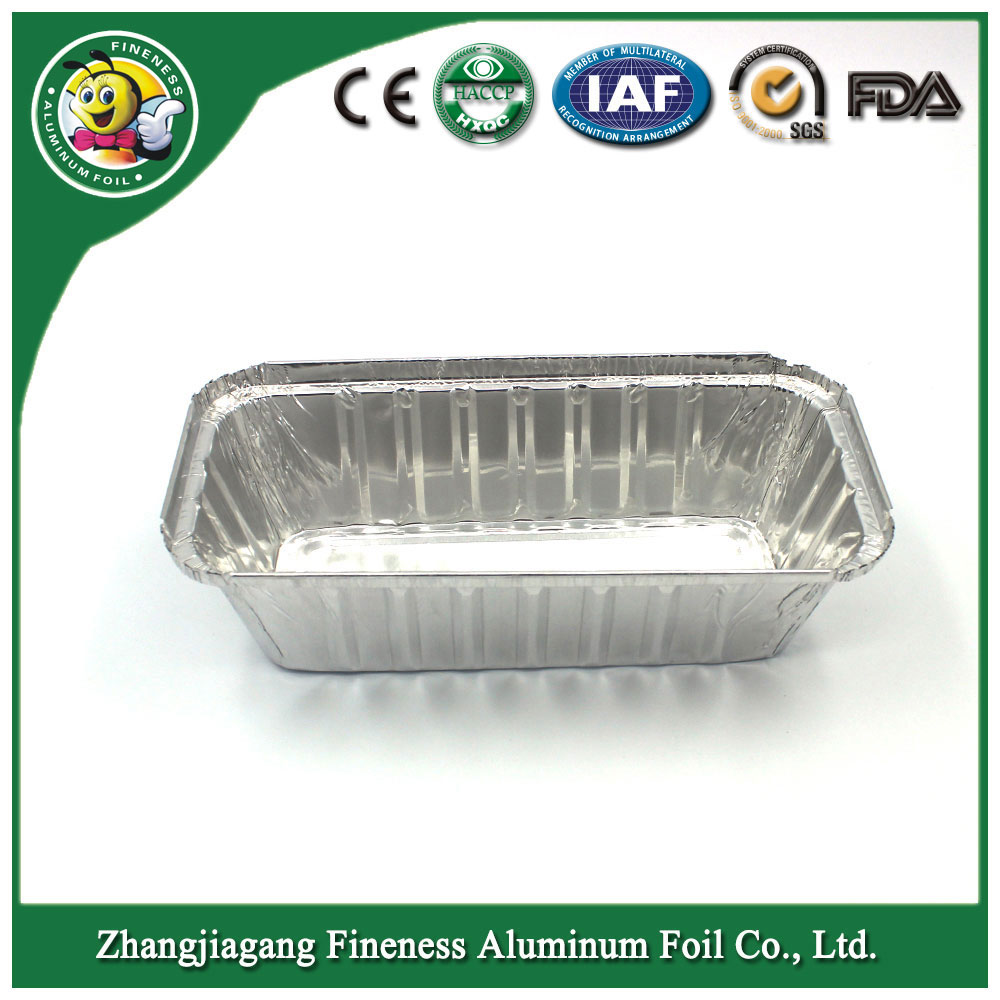 Top Aluminum Foil Container for Seafood Made in China