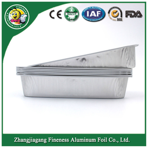 Aluminium Foil Container Lunch Box