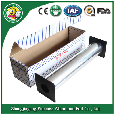 Household Aluminum Foil Rolls for Food Wrapping