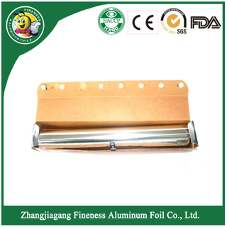 New Aluminium Foil for Food Packing