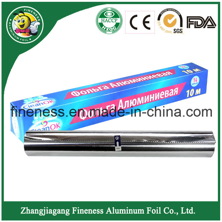 Hpusehold Food Packing Aluminum Foil