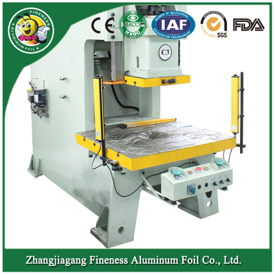 New New Coming Takeaway Aluminum Container Machine