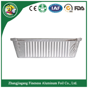 Extra-Large Disposable Aluminium Foil Tray Food Foil Container