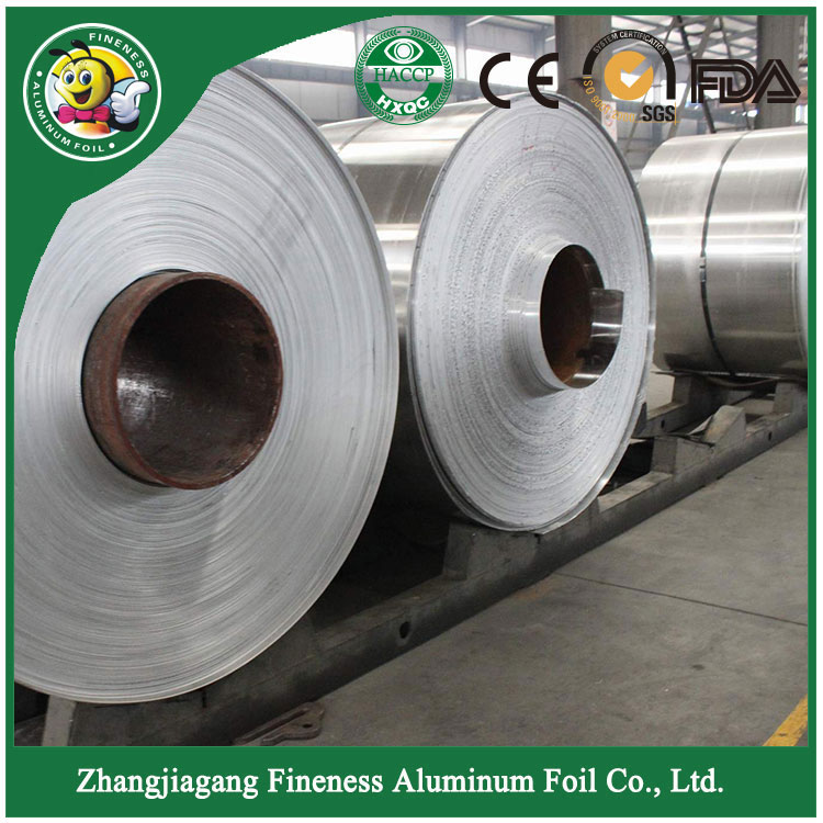 Aluminum Foil Jumbo Roll for Food Use